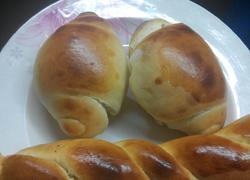 第一次的烤面包