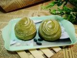 抹茶绿豆酥的做法[图]