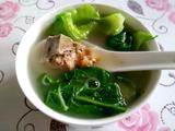 烧骨芥菜汤的做法[图]