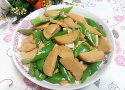 辣椒炒火腿肠