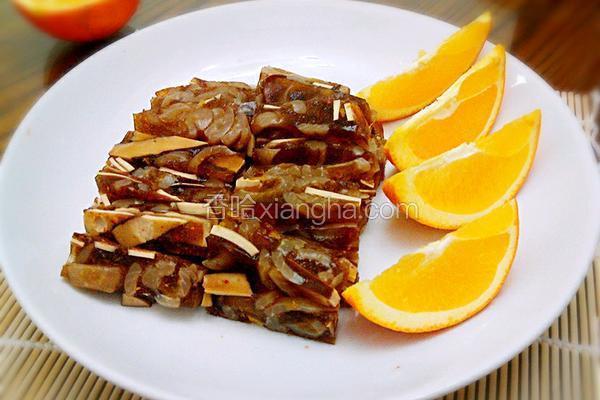 橙香逗(豆)猪皮