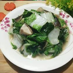 香姑水白菜