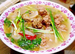 泡菜园子汤