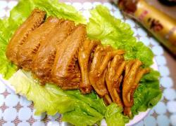 卤鸭翅鸭掌(酱油版)
