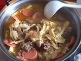 酸萝卜鸭汤的做法[图]