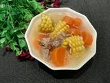 玉米胡萝卜汤的做法[图]