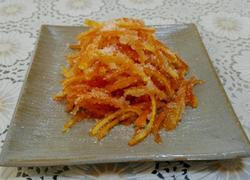 砂糖橙皮条