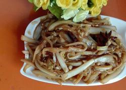 蒜香粉条白菜
