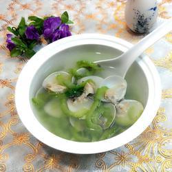 文蛤苦瓜汤