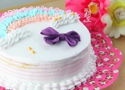 2016年第一烤??色彩斑斓&甜美の蛋糕