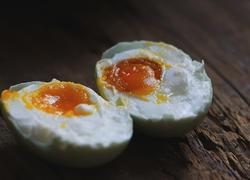 自制流油咸鸭蛋