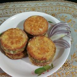 红小豆(酥)饼