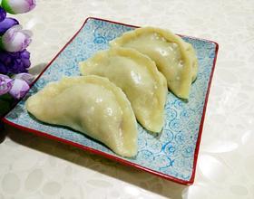 白萝卜肉馅菜饺子[图]