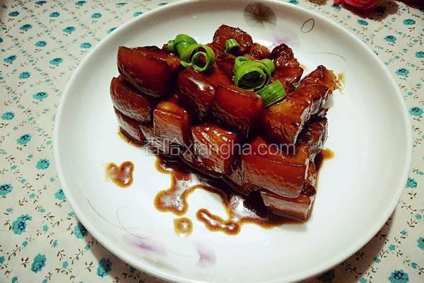 南乳红烧肉