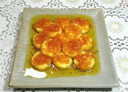 橙汁玉豆腐