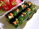 节节高升 黄瓜酿虾仁时蔬的做法[图]