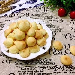 酥脆蛋香小饼干