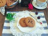 巧克力豆曲奇饼干的做法[图]