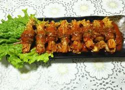 韩式金针菇肥牛卷