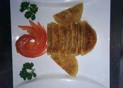 香酥豆沙饼