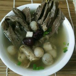 枣仁茯苓猪心汤