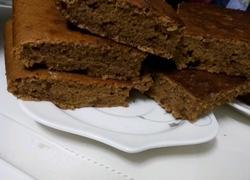 黑糖红枣糕