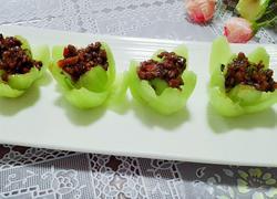 翡翠油菜盏
