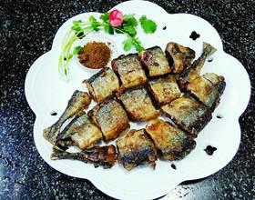 香煎秋刀鱼[图]