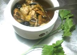 姬松茸鸡汤