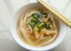 黄花滑肉汤