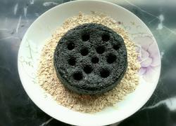 糯米黑芝麻蜂窝煤