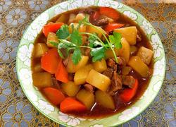 泰式酸甜辣土豆牛肉