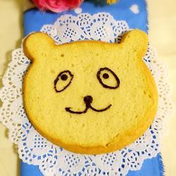 小熊海绵蛋糕