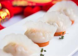 水晶虾仁蒸饺
