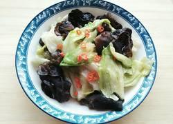 木耳蚝油生菜