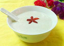 牛奶燕麦糊