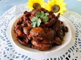 铁锅香辣鸡胗的做法[图]