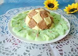 足球酸奶蛋糕