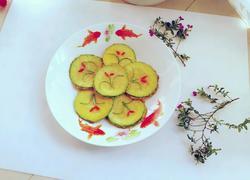 香煎西葫芦饼