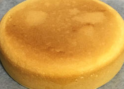电饭煲原味蛋糕(戚风蛋糕)