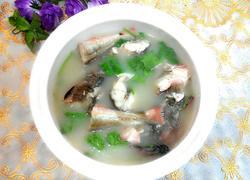 冬菜煮红角鱼