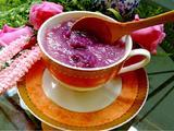 紫薯冰糖银耳羹的做法[图]