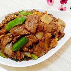 蚝油牛肉的做法[图]