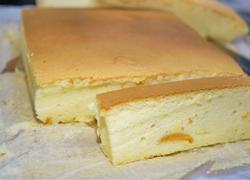 糖渍橙皮轻乳酪蛋糕