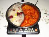 鸳鸯火锅汤底的做法[图]