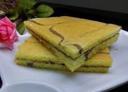 千叶纹海绵蛋糕