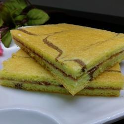 千叶纹海绵蛋糕的做法[图]