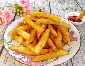 美味薯条[图]