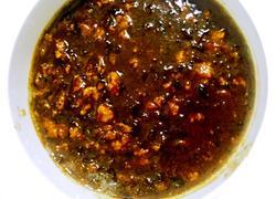 香菇芽菜鸡肉酱