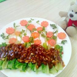 白芍生菜的做法[图]